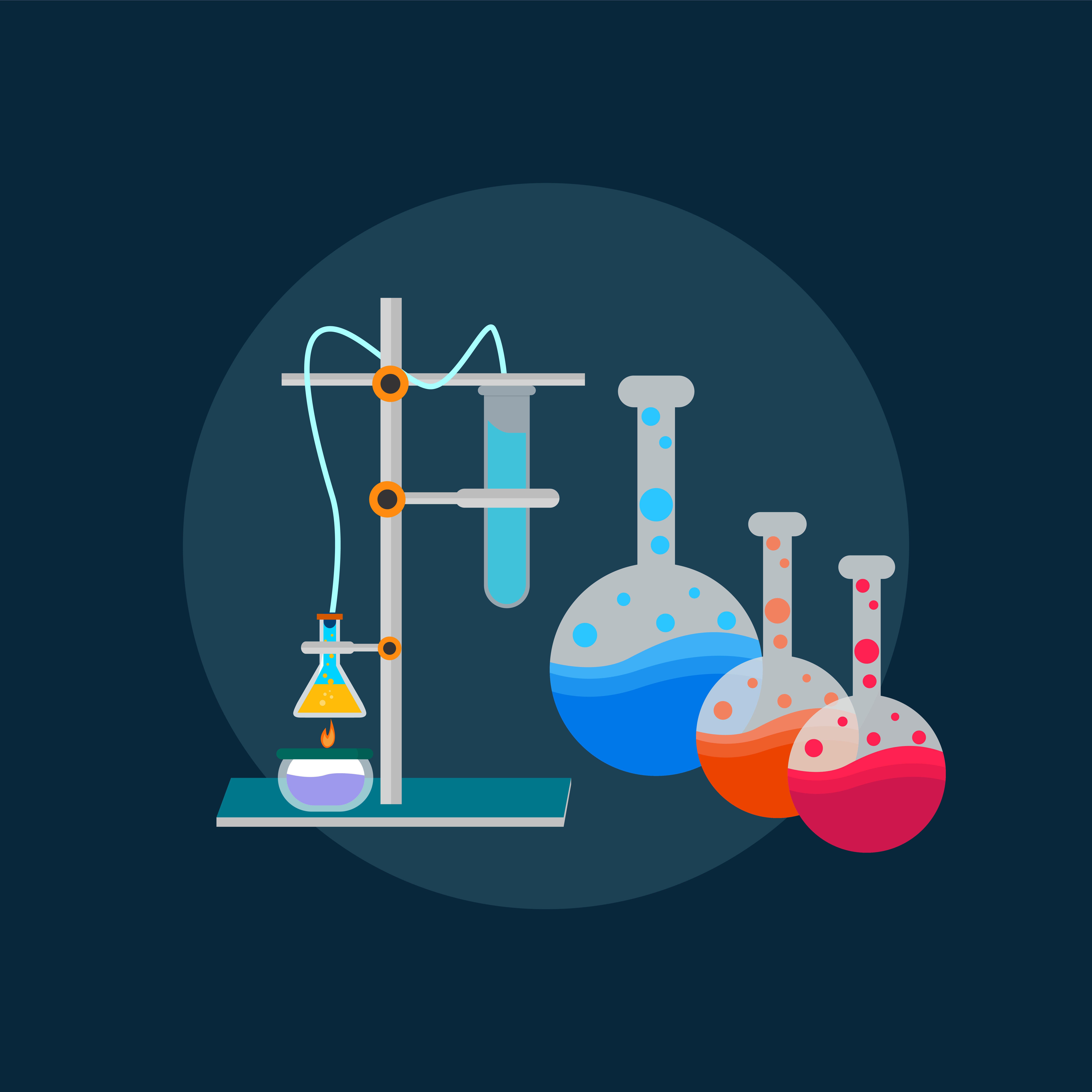"""Тестирование на программу """"Действующая химия"""""""